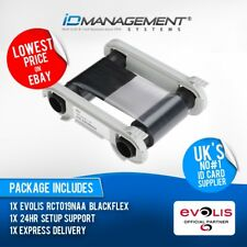 Evolis BlackFLEX Ribbon for Primacy/Zenius Printers • Free UK Delivery