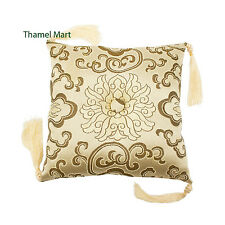 7 inch Lotus Singing Bowl Cushion by thamel mart