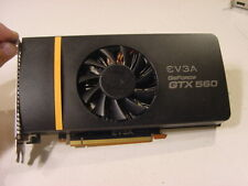 EVGA GEFORCE GTX 560 SC GRAPHICS VIDEO CARD - PULLED WORKING