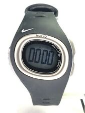 Nike Triax C3 Sport Watch & Heart Monitor w/ New Batteries VERY GOOD CONDITION