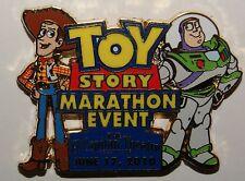 DISNEY DSF Toy Story Marathon Event El Capitan Theatre Limited Edition Pin
