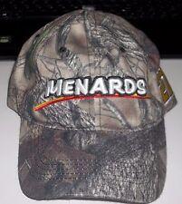 Menards Paul Menard US Flag Tag #27 Camo Adjustable Basball Hat CAP NEW
