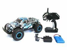 RC Monster Truck CHEETAH KING Beast 116 2.4G (schwarz-weiss-blau)