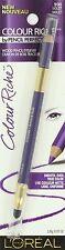 L'Oreal Paris Colour Riche by Pencil Perfect Wood Pencil Eyeliner - 930 Violet