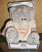 NEW SPECIAL MUM ME TO YOU Bear MIRANDA Carte Blanche Mothers Day Gift Tatty Tedd