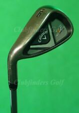 LH Callaway X2 Hot Single 9 Iron Factory Speed Step 85 Steel Regular
