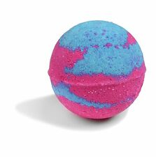 Intimate Bath and Body 5.5 oz Cotton Candy Pink and Blue Bath Bomb