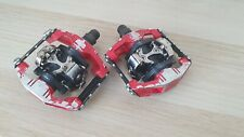 Shimano dx pedals