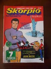 SKORPIO n°39 1978 Ed. Eura   [G602] - con Poster allegato