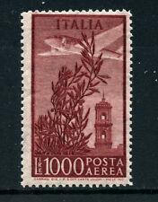 1955 - LOTTO/24439 - ITALIA  REPUBBLICA - 1000 LIRE POSTA AEREA - NUOVO