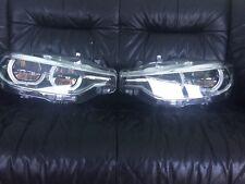 GENUINE BMW 3 SERIES F30 F31 LCI ADAPTIVE LED HEADLIGHTS FULL SET 7453492 745349