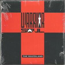 WARRIOR SOUL Wasteland w/CENSORED PROMO DJ CD Single SEALED KILLING JOKE Drummer