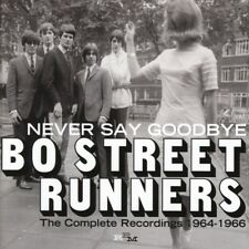 Bo Street Runners - Never Say Goodbye: The Complete Recordings 1964-1966