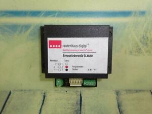 Rautenhaus digital Servoelektronik SLX860