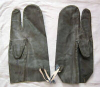 Soviet Russian Military Army Chemical Protection OZK Gloves Mittens USSR NEW