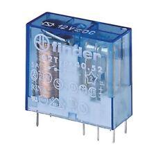 Buscador de montaje de PCB Relé 12VDC 16 A 1CO montaje de PCB buscador SPDT 40.61.9.012.0000