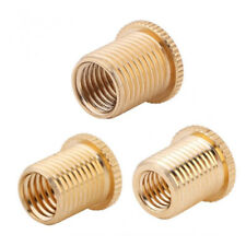 3x Car Gear Shift Knob Thread Adapter Nuts Insert Set M8x1.25 & M10x1.25 M10x1.5