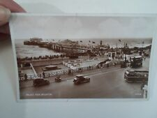 Real Photo Postcard - Palace Pier, Brighton Franked+Stamped 1944  §A1725