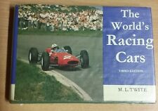 The World's Racing Cars - Third Edition (1966)