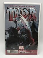 Thor God of Thunder #3 1st print Marvel Comics *Gorr The God Butcher c5