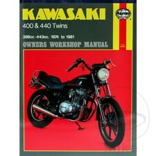 Haynes Repair Manual Kawasaki Z 440 A Ltd 1980-1983