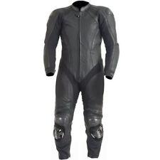 Trajes de cuero RST color principal negro para motoristas