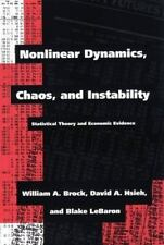 Nonlinear Dynamics, Chaos, and Instability: Statistical Theory and Economic Evid