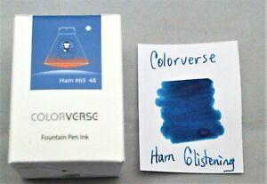 Colorverse Ham #65 Glistening Series 30ml Fountain Pen Ink