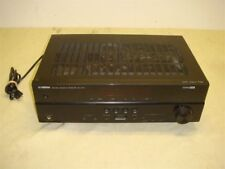 YAMAHA RXV-371BL HDMI HOME THEATER RECEIVER RXV-371 FOR PARTS/REPAIR -READ!