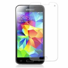 2x QUALITY CLEAR SCREEN PROTECTOR GUARD FILM COVER FOR SAMSUNG GALAXY S5 MINI