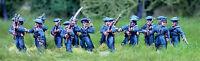 1st Corps, 28mm American Civil War Sailors. Fire and Fury, Black Powder
