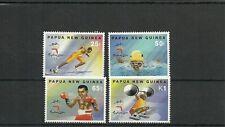 PAPUA  NEW GUINEA SG883-886 OLYMPIC GAMES SYDNEY SET  MNH