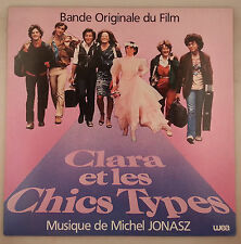 Clara et les ChicsTypes Soundtrack OST Michel Jonasz/Euro Funk/France WEA EX
