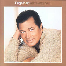 Engelbert Humperdinck - At His Very Best [New CD] Factory Sealed Brand New!