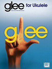 Glee Fox Tv Show For Ukulele Sheet Music Song Book New