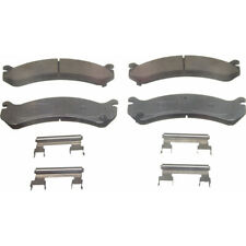 Disc Brake Pad Set-Rear Disc Front Wagner QC784
