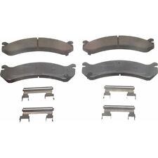 Disc Brake Pad Set-ThermoQuiet Disc Brake Pad Front Wagner QC784
