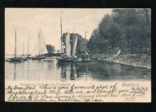 Germany MAGDEBURG Yacht Club 1903 u/b PPC