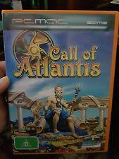 Call of Atlantis - PC GAME - FAST POST *