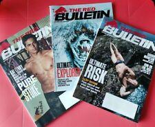 3 new The Red Bulletin Magazine  2017 News men's Fitness Outside Sport Travel