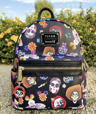 Awesome Collectibles Exclusive Coco AOP Mini Loungefly Backpack