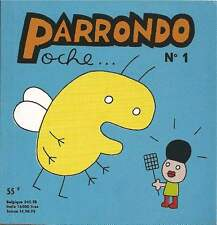 PARRONDO POCHE N°1 . L'ASSOCIATION . EO . 2000 .