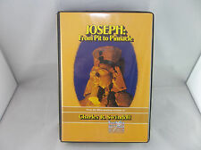 Joseph: From Pit To Pinnacle By Charles R. Swindoll Vintage 1982 Audiobook