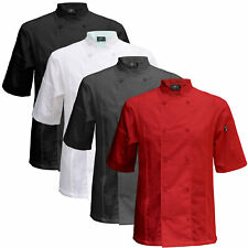 Chef Code 2 Pack Cool Breeze Side Vent Chef Coat