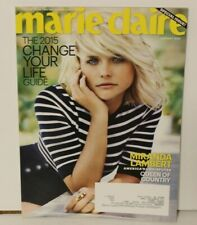 Miranda Lambert Magazine, Marie Claire January 2015