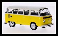 wonderful modelcar  VOLKSWAGEN VW T2 BUS 1976 - yellow - scale 1/43 - ltd.ed.600