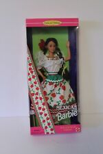 Mexican Barbie Doll from Dolls of The World Series #14449 New 1995 Mattel, Inc.
