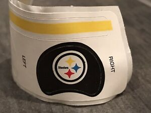 Rare Error Logo Pittsburgh Steelers Mini Plastic Gumball Football Helmet NFL