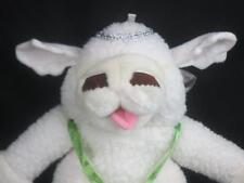 EVERY TIME A BELL RINGS AND ANGEL GETS ITS WINGS 1993 LAMB CHOP PLUSH PUPPET