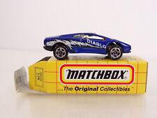 Matchbox 1995 Die Cast Lamborghini Diablo Item MB22 MB 22 New